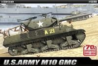 "Сборная модель. САУ US ARMY M10 GMC ""Anniv.70 Normandy Invasion 1944"" 1/35"