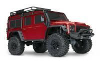 Р/У Краулер TRX-4 Scale and Trail Crawler 4WD 2.4GHz 1/10 RTR