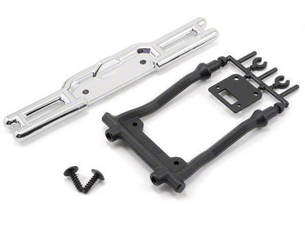 RPM-82183 Rear Bumper & Mount: E-Savage