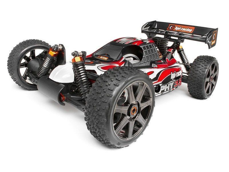 Р/У Багги ДВС HPI Trophy 3.5  4WD 2.4GHz 1/8 RTR ( HPI-107012 )