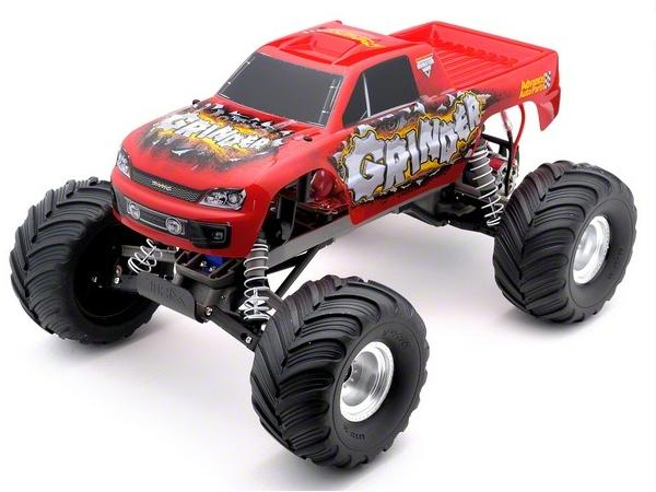 Р/У Монстр Traxxas Monster Jam