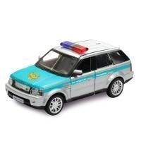 Машина Ideal 1:32 LAND ROVER RANGE SPORT-POLICE CAR.