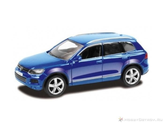 Машина Ideal 1:64 Volkswagen Touareg