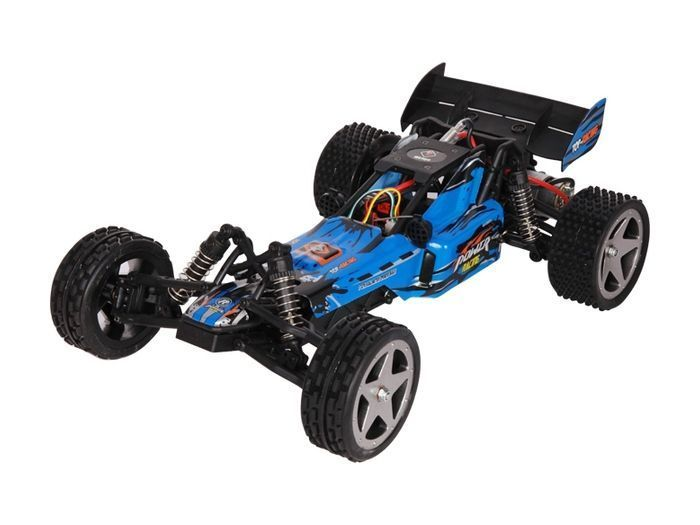 Р/У Багги WLToys L202 PRO Brushless 2WD 2.4GHz 1/12 RTR + АКК и ЗУ