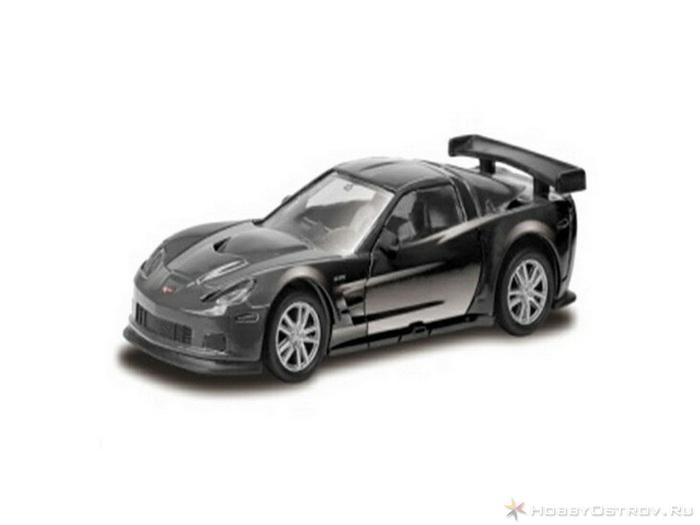Машина Ideal 1:64 Chevrolet Corvette C6-R