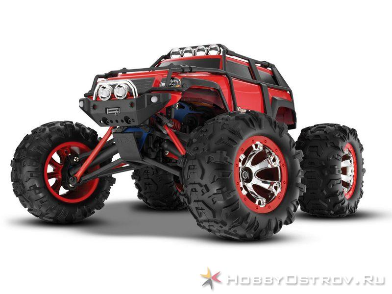Р/У Монстр Traxxas Summit VXL 4WD 2.4GHz 1/16 + АКК и З/У TSM