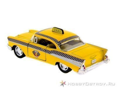 Машина Kinsmart 1957 Chevrolet Bel Air (инерция) 1/36