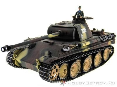 Р/У танк Taigen 1/16 Panther type G (Германия) 2.4G RTR