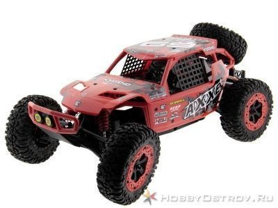 Р/У Багги Kyosho Axxe irs WL-Lan 2WD 2.4GHz iPhone 1/10  RTR(красная)